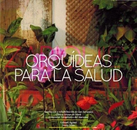Orquídeas para la salud