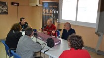Dr. Homet i Orquestra Bona Sort a Ràdio Pineda