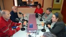 Entrevista al Dr. Homet i l'Orquestra Bona Sort en Ràdio Pineda