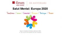 """La Comunitat Terapèutica del Maresme en """"Salud Mental: Europa 2020"""""""
