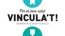 Campanya: Vincula't. Setmana de la salut a Calella.